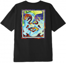 OBEY Statue Icon Tee, Black
