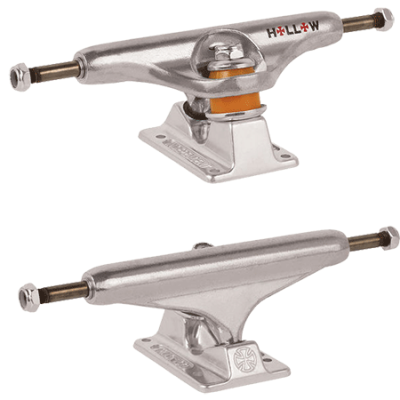Independent 144 Forged Hollow Stage 11 Trucks, Silver (Set of 2)