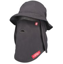 Airhole Bucket Tech Hat 3 Layer Charcoal