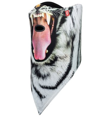 Airhole Facemask Standard 2 Layer Snow Tiger