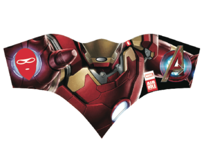Airhole Marvel Ironman S1 Facemask