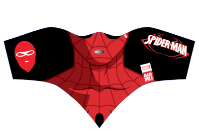 Airhole Marvel Spiderman S1 Facemask