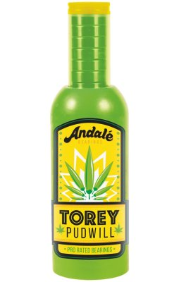 Andale T-Puds Green Hot Sauce Wax & Bearings Set