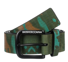 DC Shoes Late Night Belt, Military Olive