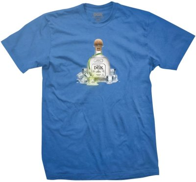 DGK Chilled Tee, Royal