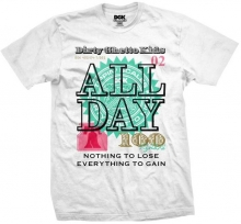 DGK Currency Tee, White
