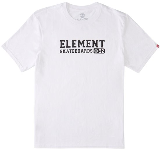 Element Fitch Tee, White