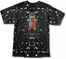 Grizzly Jack Curtin Pro Bear Tee, Black