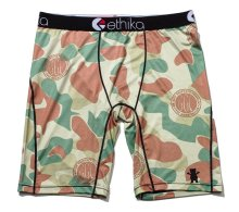 Grizzly x Ethika Land and Waters Boxer, Camo