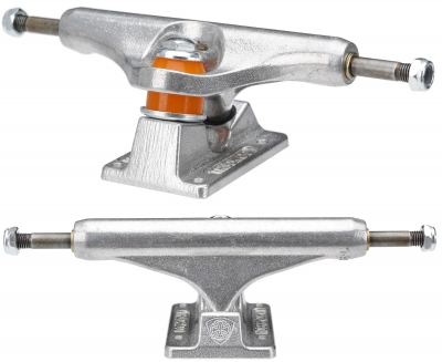 Independent 139 Mid Trucks, Silver (Set of 2)