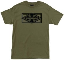 Independent RTB Grill Tee, Military Green