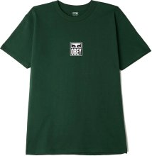 OBEY Eyes Icon Tee, Forest Green