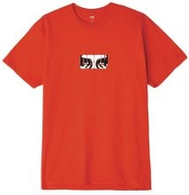 OBEY Eyes of OBEY Tee, Red