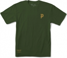 Primitive Standard Issue Tee, Military Green