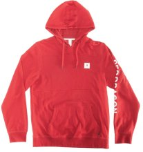 RDS Bold Hoodie, Red White