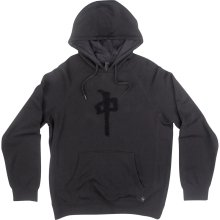 RDS Chung Chenille Enzyme Wash Hoodie, Black Black