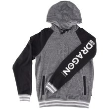 RDS D-Boss Hoodie, Speckled Heather Black