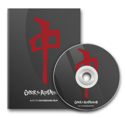 RDS Enter the Red Dragon DVD