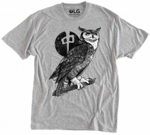 RDS Hooter Tee, Athletic Heather