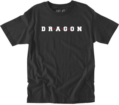 RDS Middle Man Tee, Black