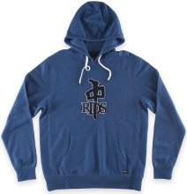 RDS OG Chenille Hoodie, Heather Royal