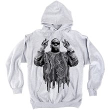 RDS Poppa Hoodie, Heather Grey