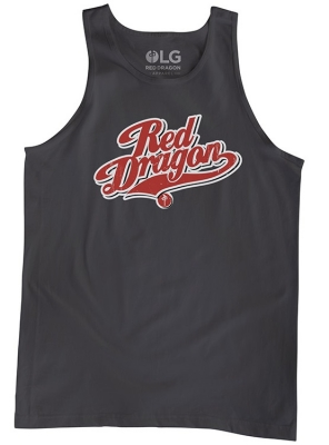 RDS Red Riders Tank, Black