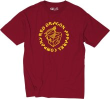 RDS Takeout Tee, Red