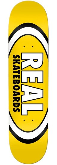 Real Team Classic Oval Deck 8.06