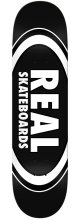 Real Team Classic Oval Deck 8.25