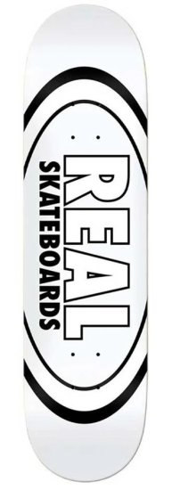 Real Team Classic Oval Deck 8.38