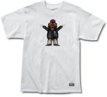 Grizzly Carnivore Tee, White
