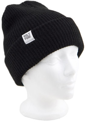 Voltfuse Scout Beanie, Black